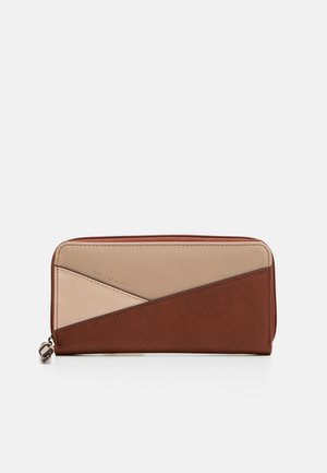 ELINA - Wallet - mixed cognac
