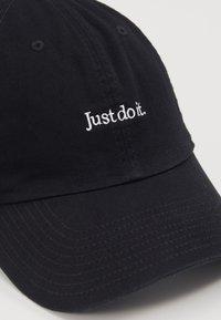 Nike Sportswear - UNISEX - Caps - black/white - 6