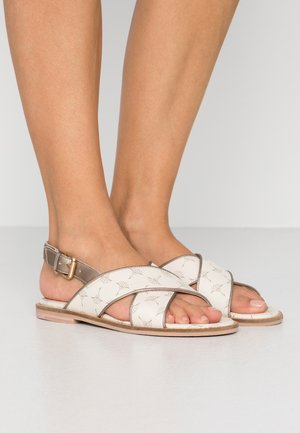 CORTINA LILO - Sandals - offwhite