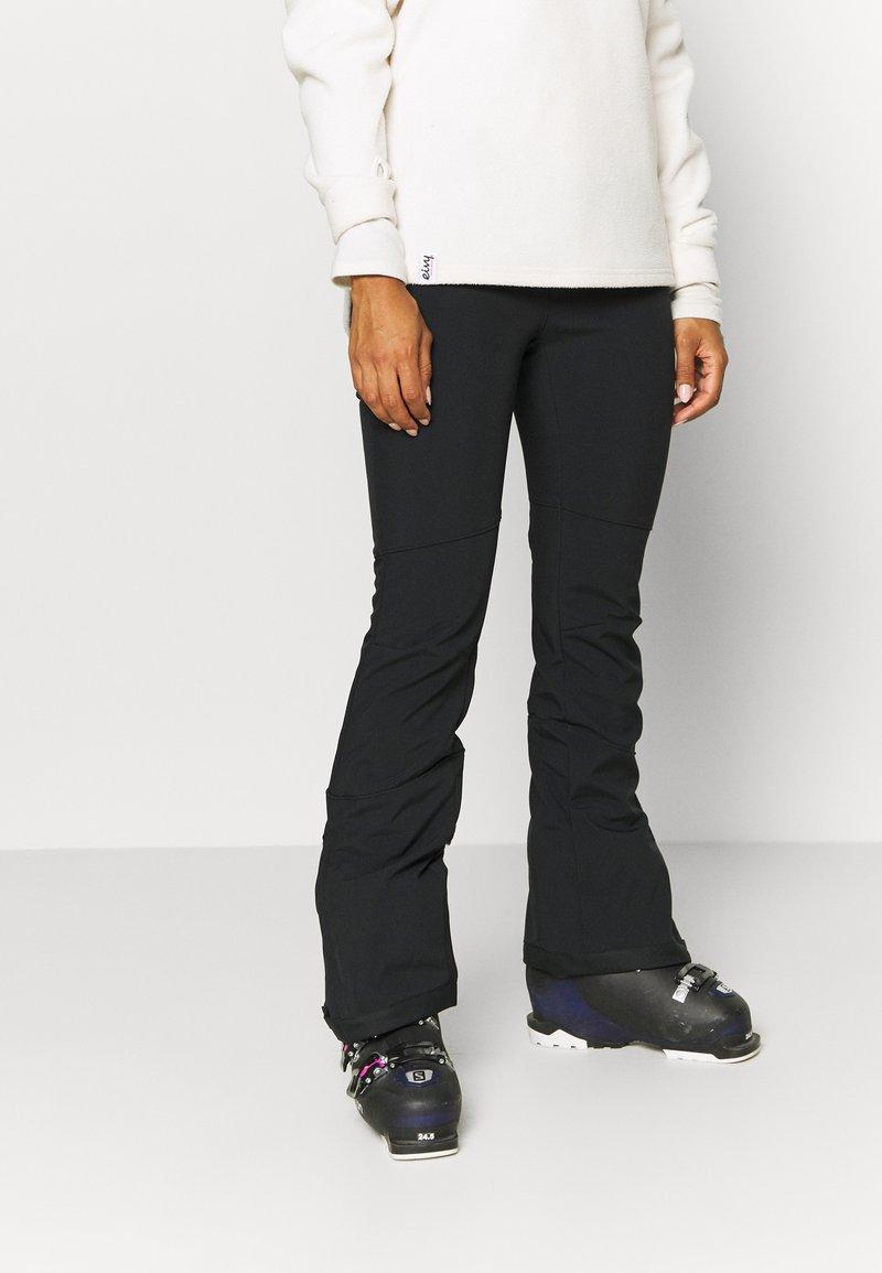 Columbia - ROFFE RIDGE PANT - Ski- & snowboardbukser - black