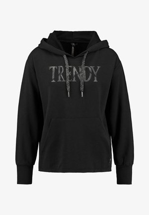 TRENDY - Hoodie - schwarz 15