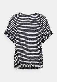 Esprit - TEE - T-shirts med print - navy - 1