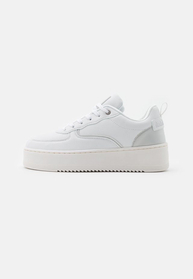 RIVER - Sneakers laag - bright white