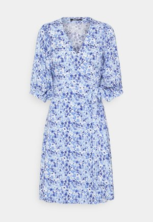 DITA DRESS - Day dress - blueflower