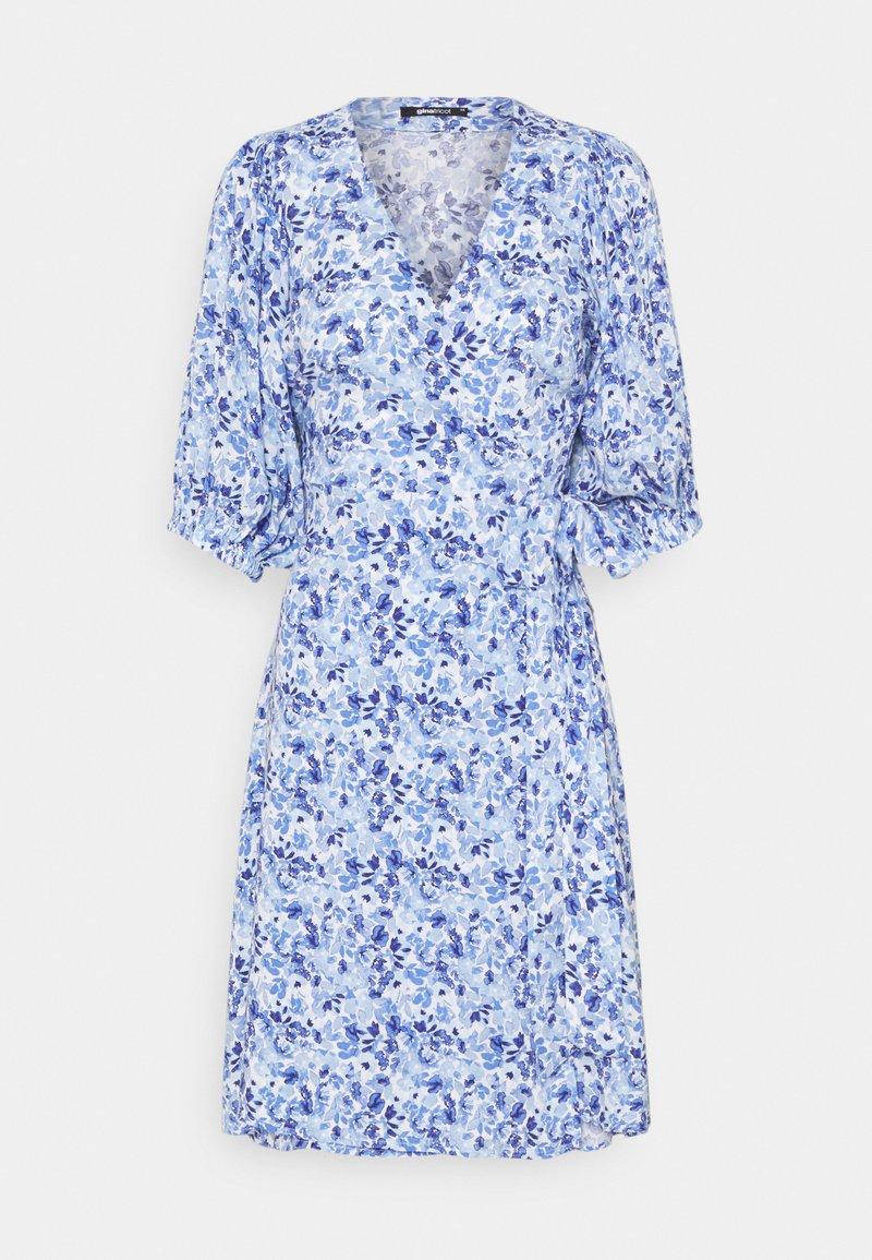Gina Tricot - DITA DRESS - Day dress - blueflower