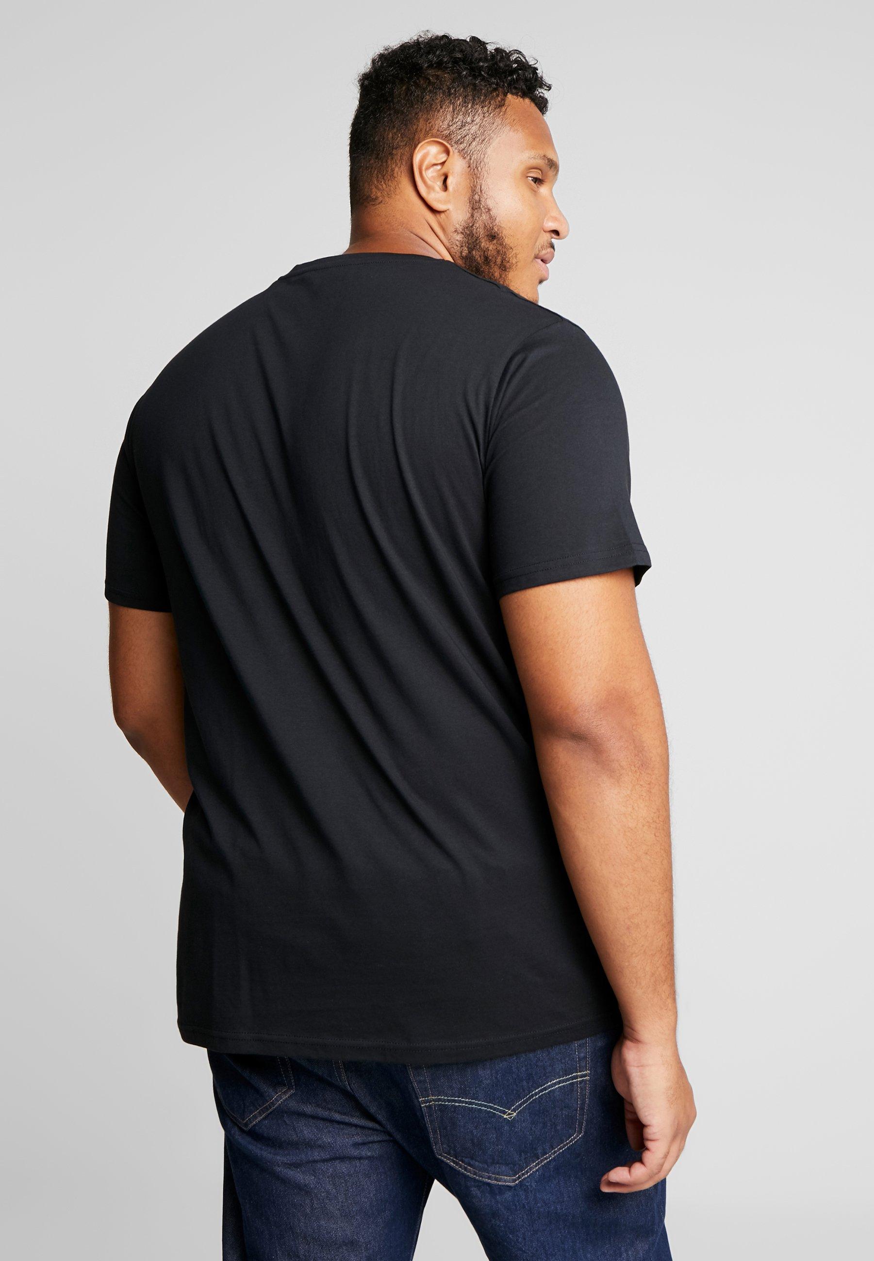 Solid ROCK - Basic T-shirt - black JCrqo