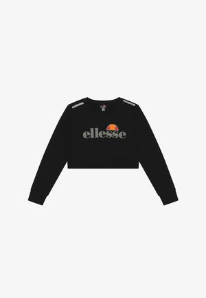 MARAFON CROPPED - Sweatshirt - black