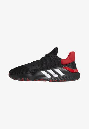 PRO BOUNCE 2019 LOW SHOES - Basketball shoes - black