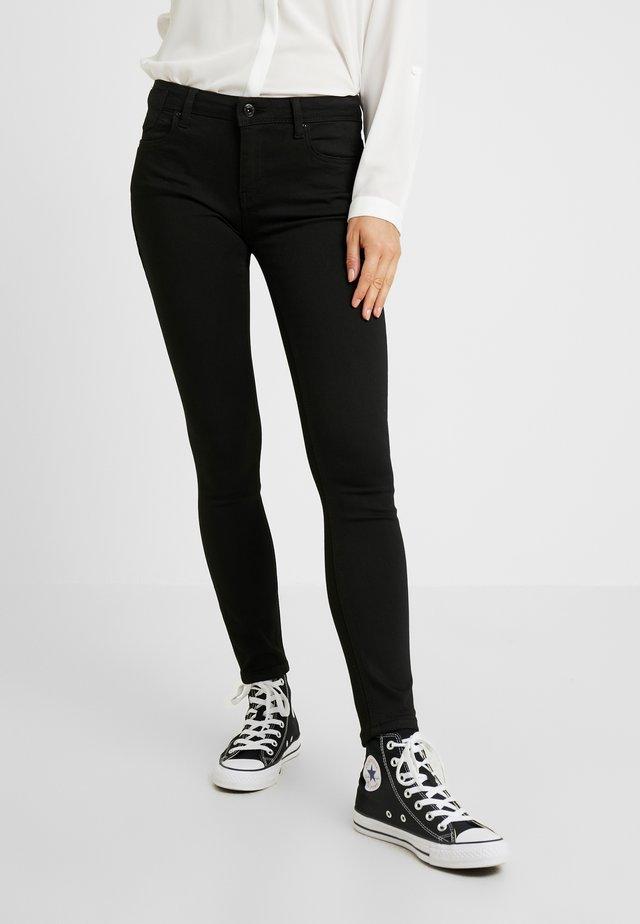ONLFCARMEN - Jeans Skinny Fit - black