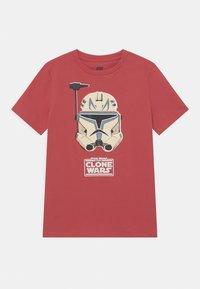 GAP - STAR WARS BOYS - Print T-shirt - desert flower - 0