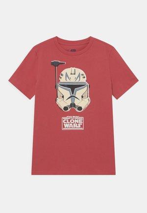 STAR WARS BOYS - Print T-shirt - desert flower
