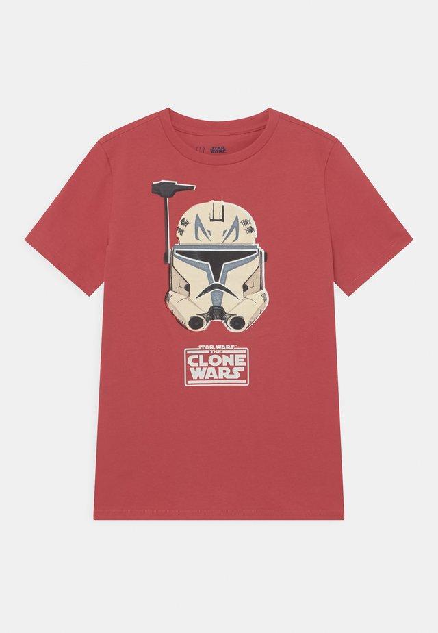 STAR WARS BOYS - T-shirt print - desert flower