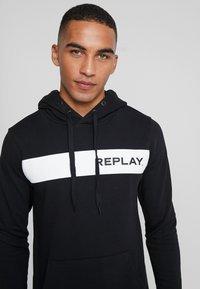 Replay - Hoodie - black - 4