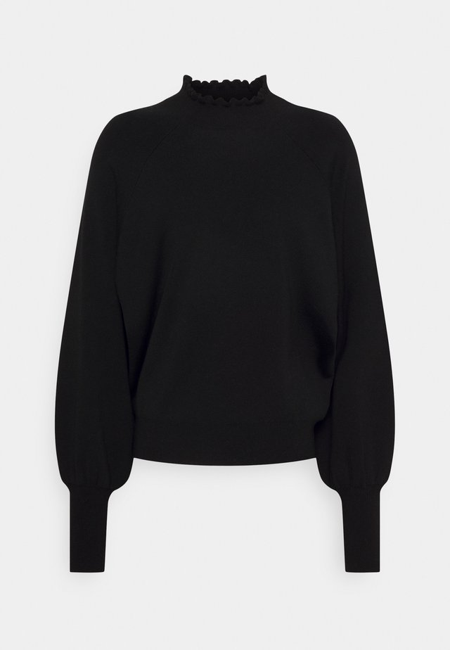 TALISA - Sweter - black