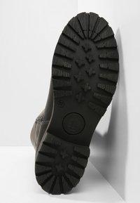 Panama Jack - AMBERES IGLOO TRAVELLING - Vysoká obuv - black - 6