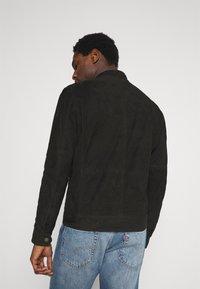 Strellson - OSCO - Leather jacket - black - 2
