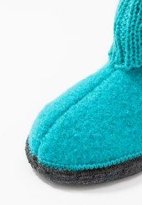 Bergstein - COZY - Domácí obuv - turquoise - 2