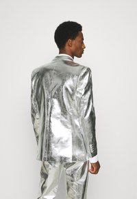 OppoSuits - SHINY SET - Suit - silver - 2