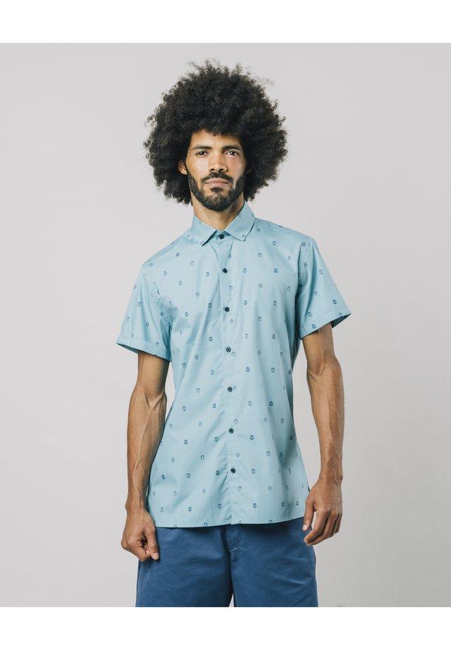 KAMEN - Overhemd - blue