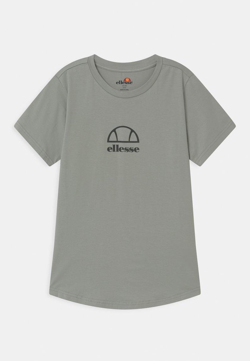 Ellesse - MARYAM UNISEX - Camiseta estampada - light grey