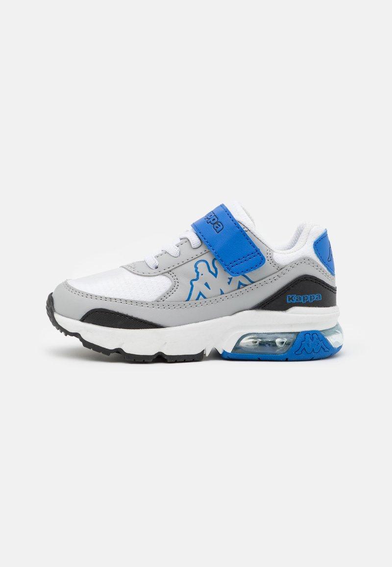 Kappa - UNISEX - Sports shoes - white/blue