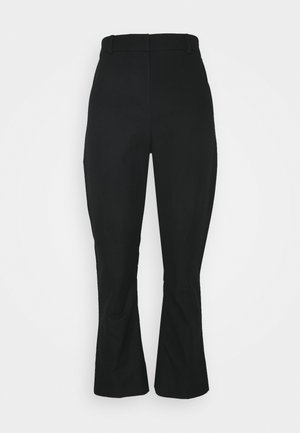 KAITLYN KICK - Trousers - black