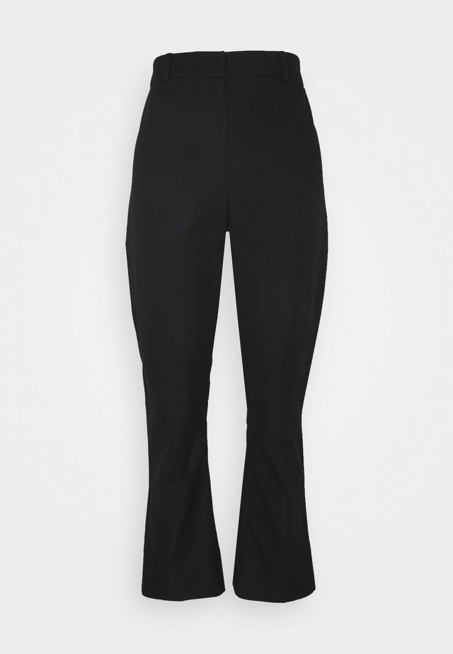 KAITLYN KICK - Pantalon classique - black