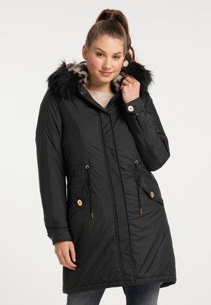EDLER  - Winter coat - schwarz