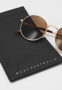 QUAY AUSTRALIA - MOD STAR - Zonnebril - rose/brown - 3