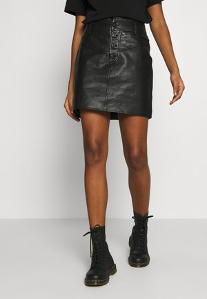 WESTERN SKIRT - Blyantnederdel / pencil skirts - black