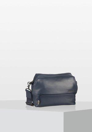 ATHENA - Across body bag - dress blue