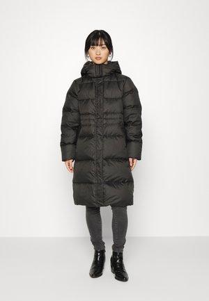 PCBELLA LONG PUFFER JACKET - Down coat - black