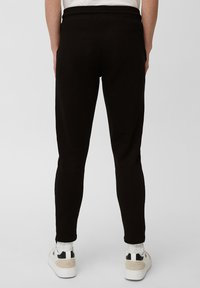 Marc O'Polo - Tracksuit bottoms - black - 2