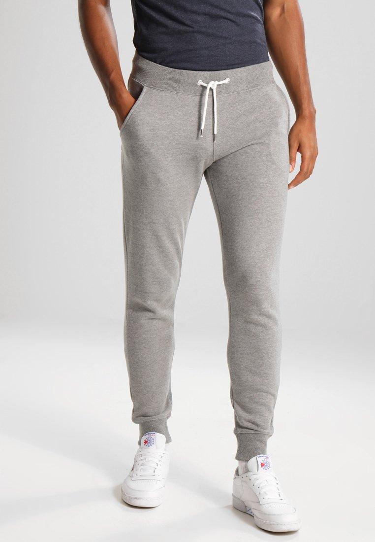 YOURTURN - Pantalones deportivos - light grey melange
