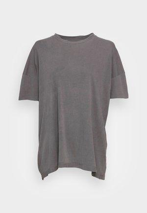 VEGIFLOWER - Basic T-shirt - metal