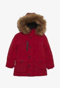 OVS - HOOD - Zimní kabát - samba - 3