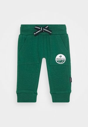 SLIM FIT PANTS LIBODE - Trousers - farm green