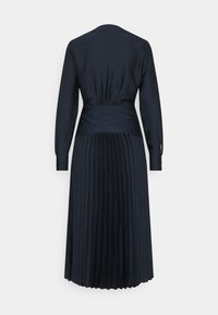 Scotch & Soda - FEMININE DRESS WITH PLEATED SKIRT IN STRUCTURED QUALITY - Cocktail dress / Party dress - night - 7