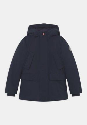 SMEG THEO - Winter coat - blue black