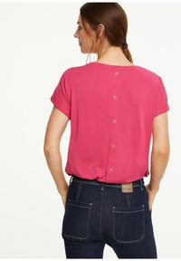 comma casual identity - Basic T-shirt - pink - 1