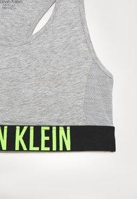 Calvin Klein Underwear - BRALETTE 2 PACK - Bustier - grey - 3