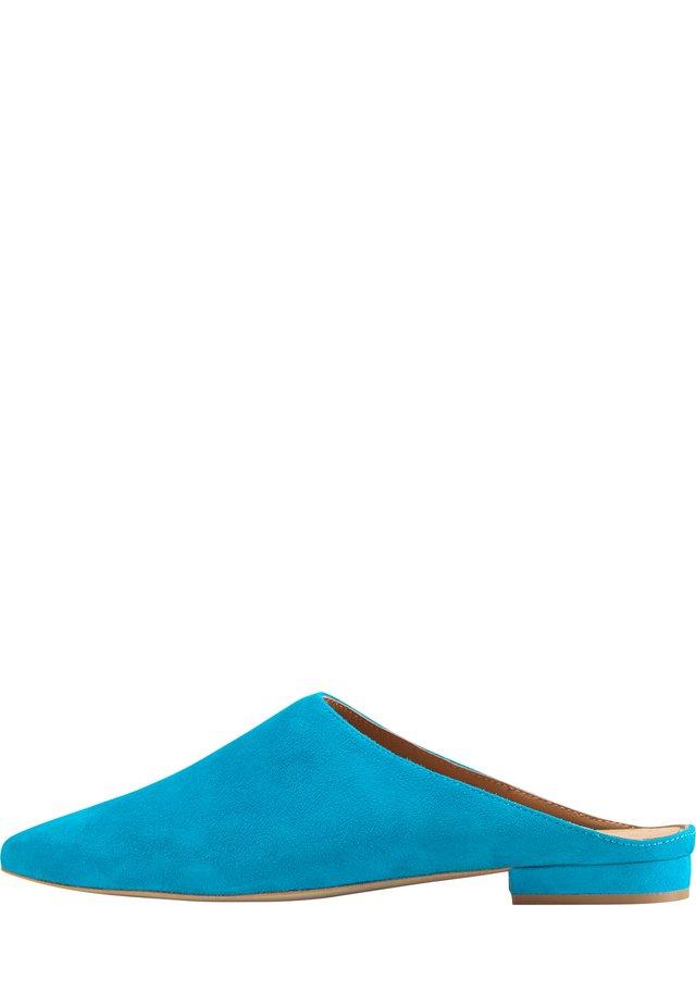 Ciabattine - türkis