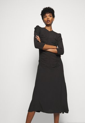 MOONIA - Maxi dress - black