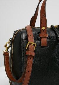 Fossil - RACHEL SATCHEL - Handtasche - black - 6