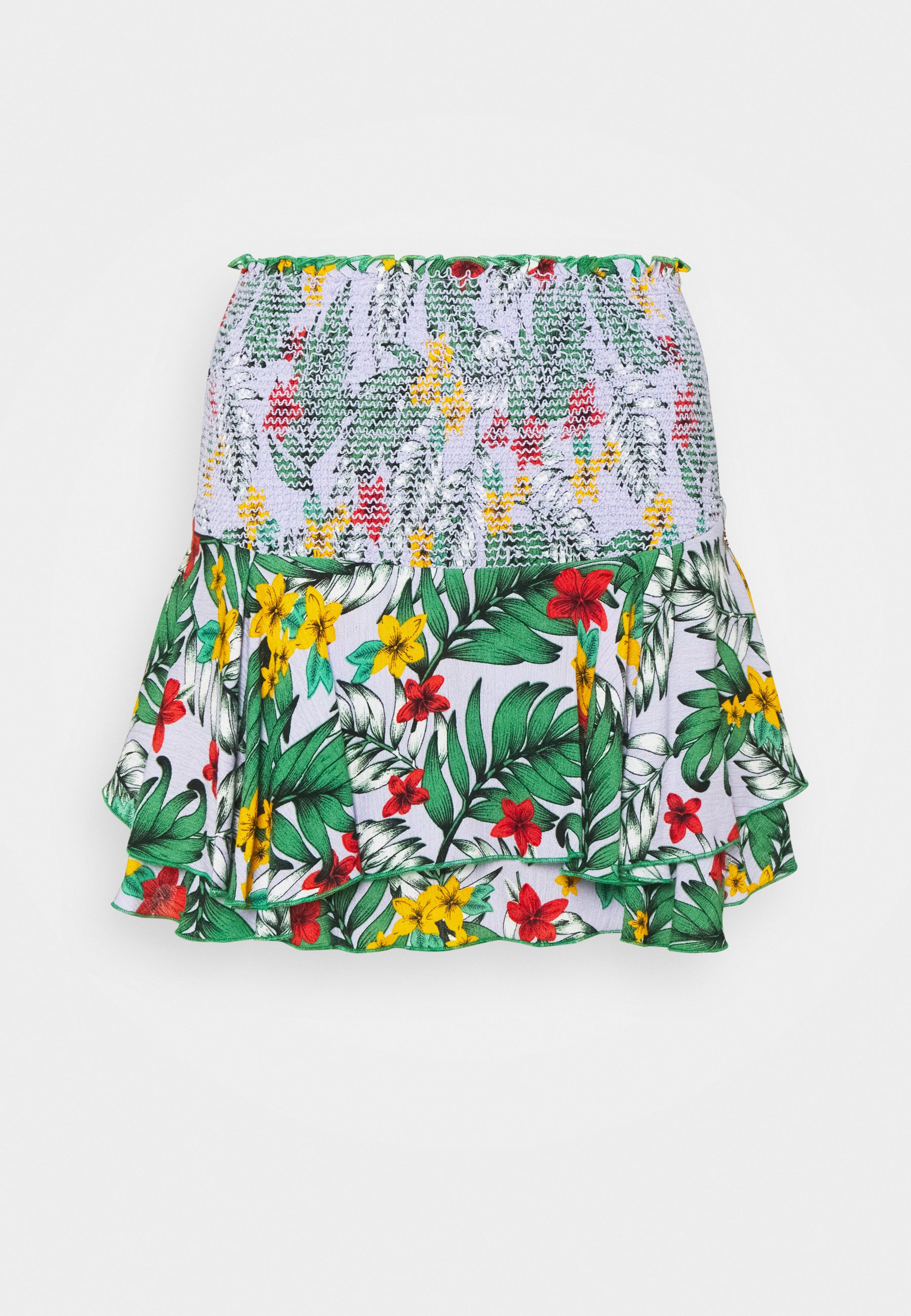 Femme SENNA TROPICAL RUFFLE SKORT - Short