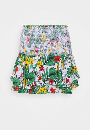SENNA TROPICAL RUFFLE SKORT - Shorts - multicolor