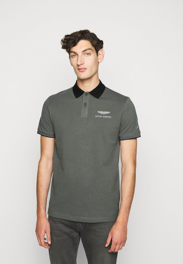 Polo - racing green