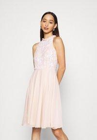 Lace & Beads - NELA DRESS - Cocktail dress / Party dress - vanilla ice - 0