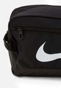 Nike Performance - SHOE 11L UNISEX - Wash bag - black/white - 4