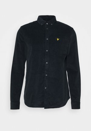 NEEDLE SHIRT - Camicia - dark navy